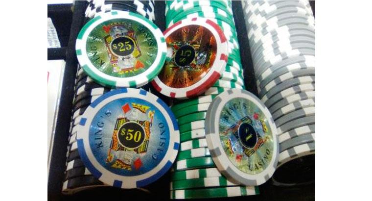 Set de póker semiprofesional