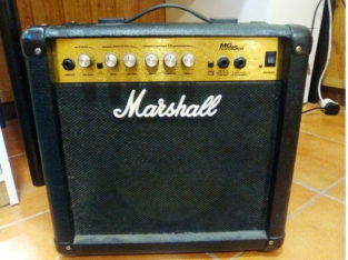 Amplificador Marshall 45W