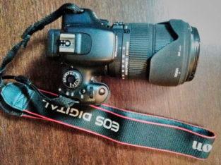 Cámara de foto Canon eos