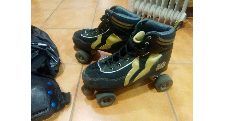 Patines quads talla 44