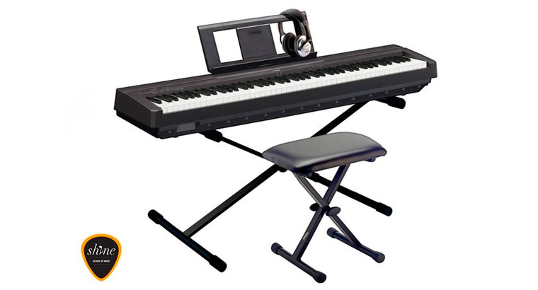 Piano Digital Yamaha P-45