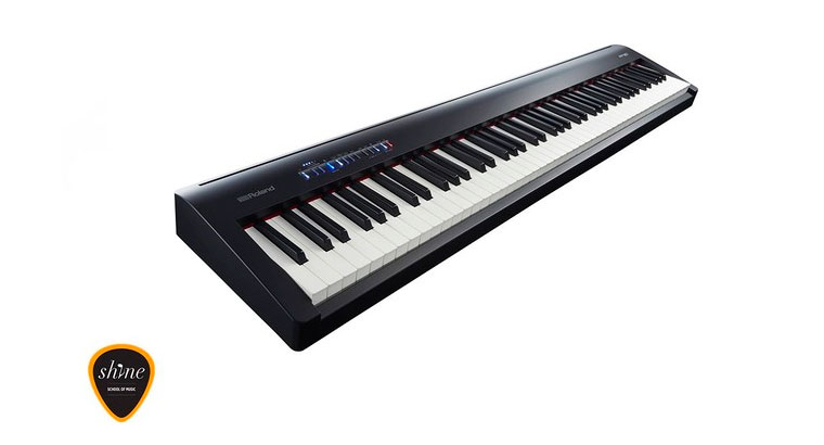 Piano Digital Roland FP30 BK