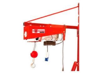 Polipasto / Maquinillo eléctrico Wurth WP-170