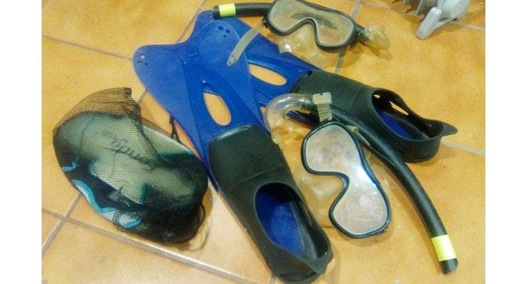 Set snorkel