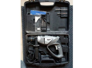 Taladro/destornillador eléctrico