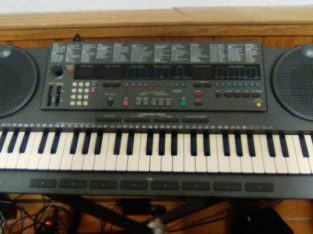 Teclado electrónico Yamaha pss-795